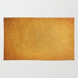 Textured Gold Rug