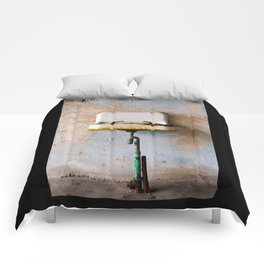 Rusted Sink Comforters
