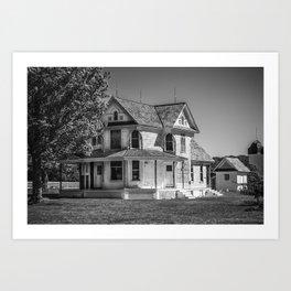 Classic Farmhouse Art Print