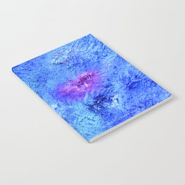 """""""Ocean Floor"""" Painting Notebook"""