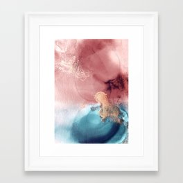 Midas Touch Framed Art Print