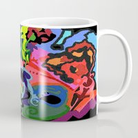 revolution Mugs featuring REVOLUTION by rLOVEution