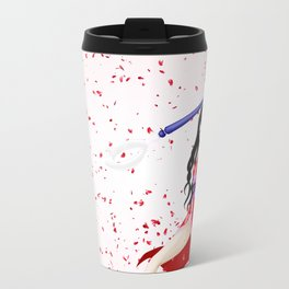 My Manga Girl Travel Mug