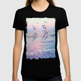 Elementalists under the Sunset T-shirt