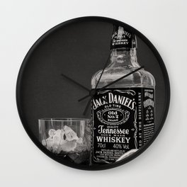 Uncle Jack Wall Clock