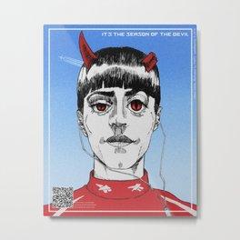 millennial from hell Metal Print