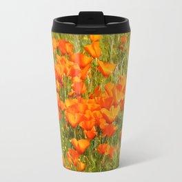 Golden Poppies 2017 Travel Mug