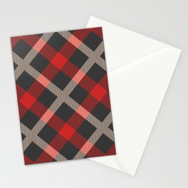 Classic Tartan Stationery Cards