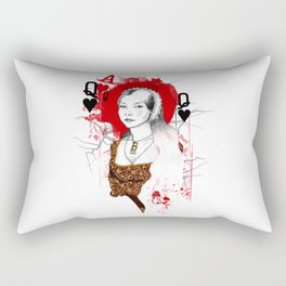 Anne Boleyn Rectangular Pillow