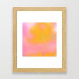 Tanlines Framed Art Print
