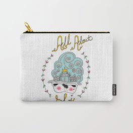 All About Moi Carry-All Pouch