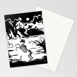 Last Unicorn, Fantasías Macabras Stationery Cards