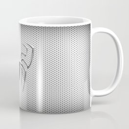 Spider Steel Chrome Coffee Mug