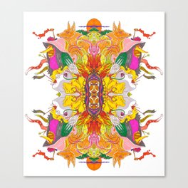 Free Psych and Mirrors - Antonio Feliz Canvas Print