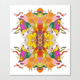 Free Psych and Mirrors - Antonio Feliz Canvas Print