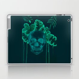 Skull jungle Laptop & iPad Skin