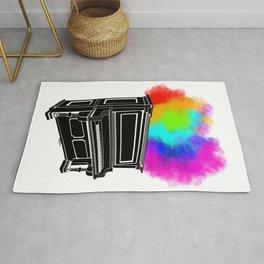 PIANO RAINBOW Rug