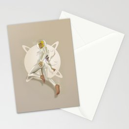 Sci-Fi PinUp Stationery Cards