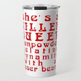 killer queen Travel Mug