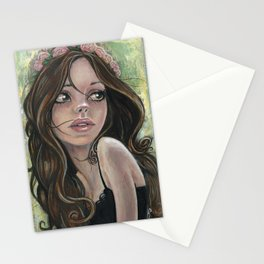 the longing Stationery Cards