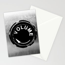 Volume Stationery Cards