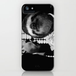 Sloth as Godfather iPhone Case