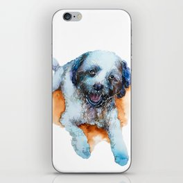 DOG#17 iPhone Skin