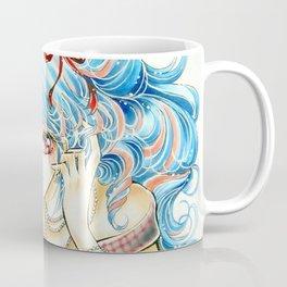 Shojo manga girl Coffee Mug