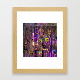 A Litany (of Complaints) [A.N.T.S. Series] Framed Art Print