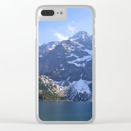 Breathtaking View Clear iPhone Case