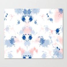 Pink Hussy Canvas Print