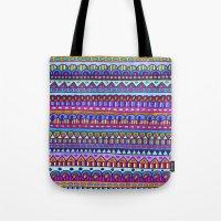 emerald Tote Bags featuring Emerald by Erin Jordan