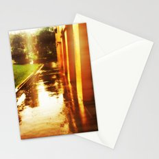 Rainsoaked Stationery Cards