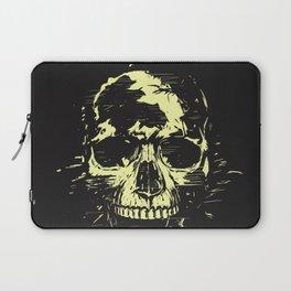 Scream (gold) Laptop Sleeve