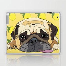 When life gives you lemons, take a nap - Pug Laptop & iPad Skin