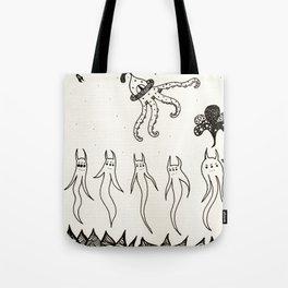 earth ink Tote Bag