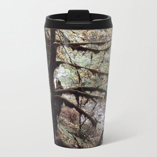 Bit of Moss Metal Travel Mug