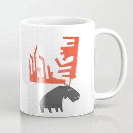 Grumpy Moose Coffee Mug