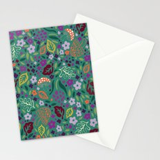 Forrest Floor Stationery Cards