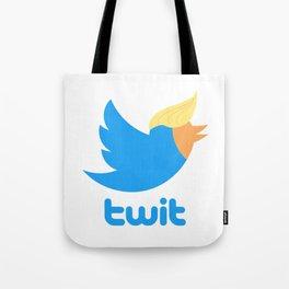 twit Tote Bag