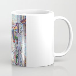 Montmartre View Coffee Mug