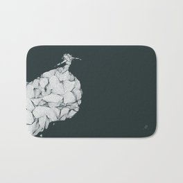Come To Nothing Bath Mat