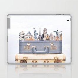 Travel Luggage Laptop & iPad Skin