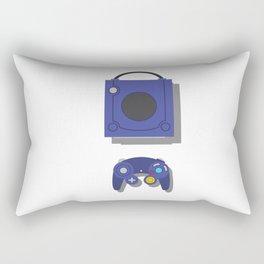 Game Cube Rectangular Pillow