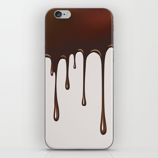 Chocolate Rain iPhone & iPod Skin