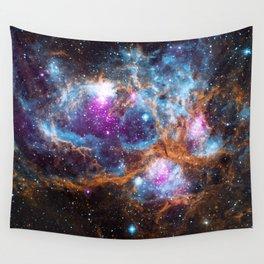Nebula | Universe | Galaxies | Goddess | God | Stardust Wall Tapestry