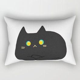 cat 24 Rectangular Pillow