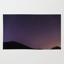 Teide by Night Skies Rug