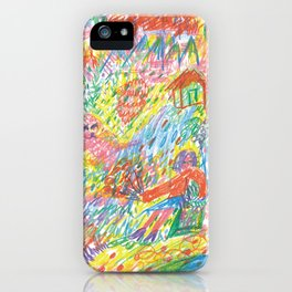 My Dreamland iPhone Case