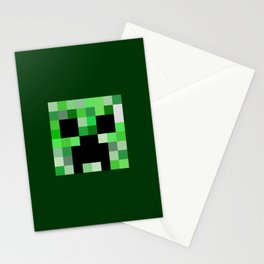 Creepa Face Stationery Cards
